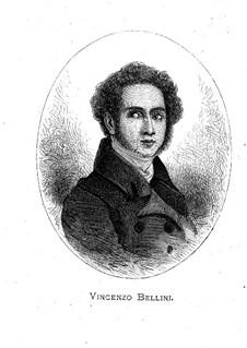 Beatrice di Tenda: Piano score by Vincenzo Bellini