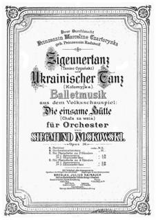 Taniec Cygański i Kołomyjka, Op.16: No.2 Kołomyjka by Zygmunt Noskowski