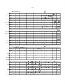 Symphony No.5 in C sharp minor: Movements III-IV by Jordan Grigg