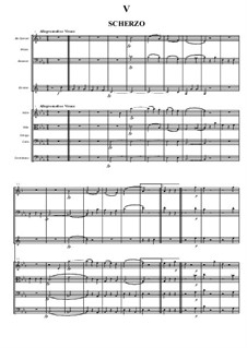 Septet for Winds and Strings, Op.20: Movement V by Ludwig van Beethoven
