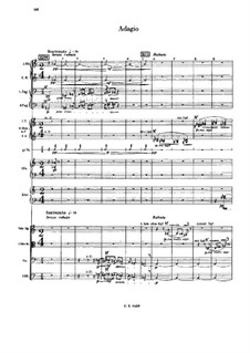 Lulu Suite: Teil V. Adagio by Alban Berg