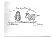Mr and Mrs Spikky Sparrow: Mr and Mrs Spikky Sparrow by Sonja Grossner