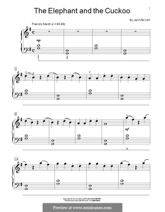 The Enchanted Mermaid: For piano by Jennifer Linn