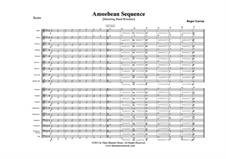 Amoebean Sequence: Marching band by Roger Garcia