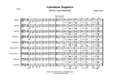 Amoebean Sequence: Drum corps by Roger Garcia