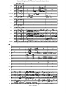 Classical Symphony: Movement I by Thomas Penders