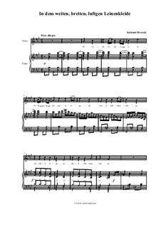 Cigánské melodie (Gypsy Songs), B.104 Op.55: No.6 The Gypsy Songman (Široké rukávy a široké gatě) by Antonín Dvořák