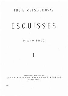 Esquisses: Esquisses by Julie Reisserová