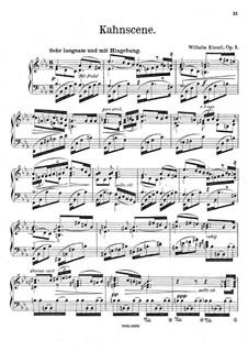Kahnscene, Op.5: Kahnscene by Wilhelm Kienzl