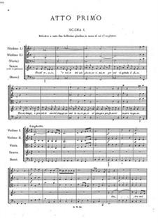 Largo: Full score by Georg Friedrich Händel