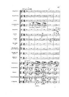 Symphony in E Minor, Op.67: Movement II by Ferdinand von Hiller