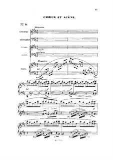Le timbre d'argent (The Silver Bell): No.9-18 by Camille Saint-Saëns