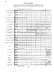 Le chant de la cloche, Op.18: No.2 L'amour by Vincent d' Indy