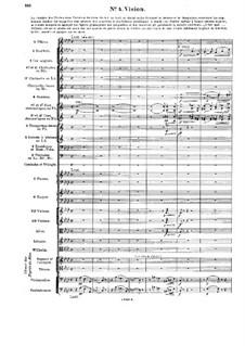 Le chant de la cloche, Op.18: No.4 Vision by Vincent d' Indy