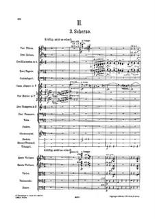 Symphony No.5 in C Sharp Minor: Scherzo by Gustav Mahler