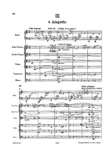 Symphony No.5 in C Sharp Minor: Adagietto by Gustav Mahler