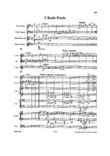 Symphony No.5 in C Sharp Minor: Rondo-Finale by Gustav Mahler