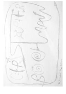 Grafismo 3 para Christopher Bochmann, for solo or duo: Grafismo 3 para Christopher Bochmann, for solo or duo by Zoltan Paulinyi