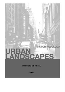 Urban Landscapes: Urban Landscapes by Victor Rebullida