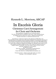 In Excelsis Gloria: In Excelsis Gloria by Ken Morrison