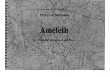 Ameleth: Ameleth by Philemon Mukarno