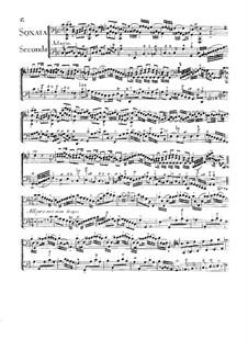 Sonata for Two Cellos No.2 in C Major: Sonata for Two Cellos No.2 in C Major by Jean Baptiste Masse