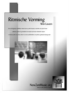 Ritmische Vorming: Ritmische Vorming by Wim Lasoen