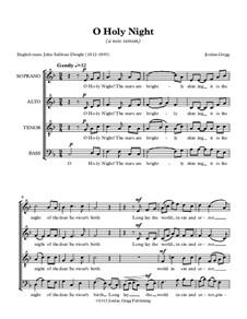 O Holy Night (a new version): O Holy Night (a new version) by Jordan Grigg