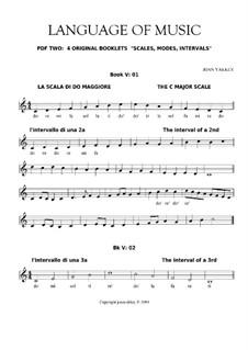 Language of Music. Contemporary solfegge method: Pdf 02 by Joan Yakkey