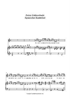 Zuizui Zukkorobashi (Japanisches Kinderlied): Zuizui Zukkorobashi (Japanisches Kinderlied) by folklore