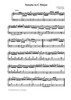 Sonata: Sonata by Carlos Seixas