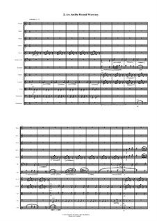 Sweet 4 Chamber Orchestra: 2. An Amble Round Mercury by David W Solomons