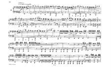 Nocturne: For piano four hands by Felix Mendelssohn-Bartholdy