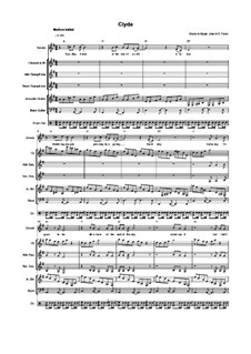 Clyde, Op.35: Version for sextet by JHFP