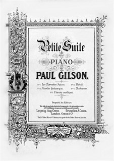 Petite Suite: Petite Suite by Paul Gilson