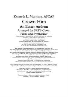 Crown Him: Crown Him by George Job Elvey, Ken Morrison