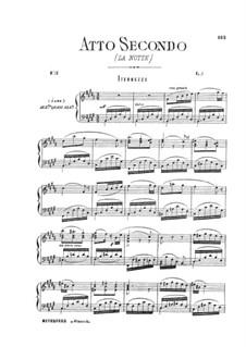 Dinorah (The Pardon of Ploërmel): Act II by Giacomo Meyerbeer