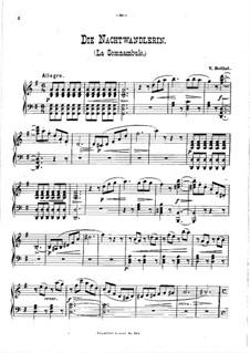 Fantasia: For piano by Vincenzo Bellini