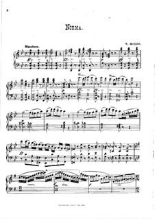 Fantasia: Fantasia by Vincenzo Bellini