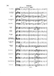 Symphony in E Minor, Op.67: Movement IV by Ferdinand von Hiller