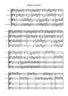 Allegro: Allegro by Gerald Fitzgibbon