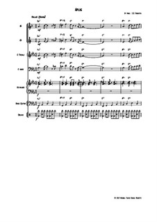 Apus: For small band by Michael J.D. Roberts