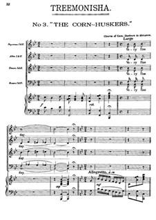 Treemonisha: No.3 The Corn-Huskers by Scott Joplin