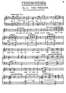 Treemonisha: No.5 The Wreath by Scott Joplin