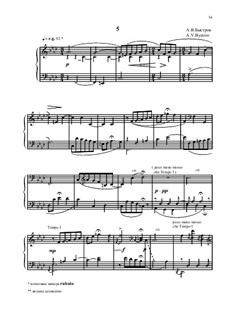 Mysteries, Volume II: Piece No.10 by Alexander Bystrov