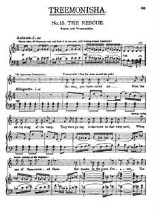 Treemonisha: No.15 The Rescue by Scott Joplin