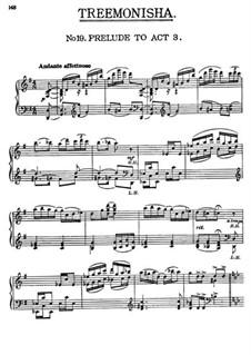 Treemonisha: No.19 Prelude  by Scott Joplin