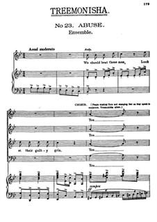 Treemonisha: No.23 Abuse by Scott Joplin