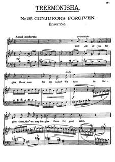 Treemonisha: No.25 Conjurors Forgiven by Scott Joplin
