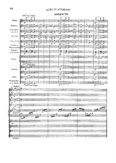 Complete Opera: Act IV Tableau I by Jacques Offenbach